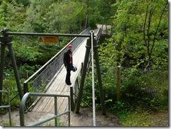 Corrieshalloch Gorge Bridge