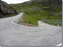Hairpin Bend!