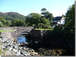 Bridge by 'The Old Inn'