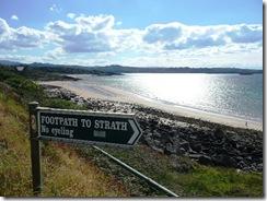 Footpath to Strath