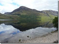Loch Maree from Ben Eighe
