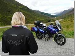 Wife, Bike, Great Road!
