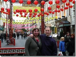 Brian & Heike Chinatown